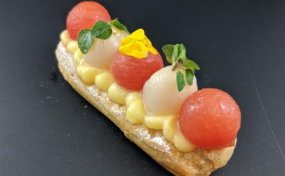 eclair - watermelon