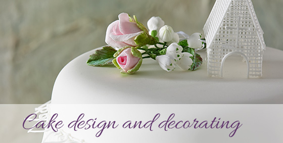 cake design and decorating